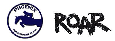 Roar and Phoenix Equestrian Lockup